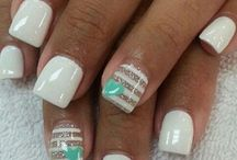 Nails & nail art / by Rebecca Heins