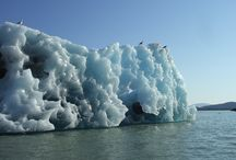 Alaska / Sailing along the Alaskan coastline I found..........