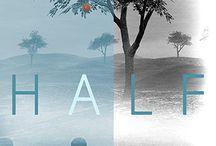 Eli Lang, Half / Gay Paranormal, Contemporary Fantasy Romance