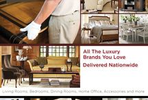 Good's Home Furnishings Free Furniture Delivery or Shipping Discounts Thru March 31, 2014 / Good's Home Furnishings has all the luxury furniture brands at substantial savings! NC Discount Furniture Shopping made easy with Free Delivery and Set-up east of the Mississippi or Delivery Discounts west of the Mississippi. Click on this link for complete details: http://www.goodshomefurnishings.com/furnituresale/ / by Good's Home Furnishings