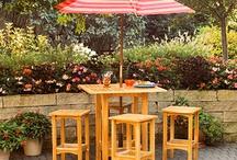 bar stools / by Wanice Clay mom