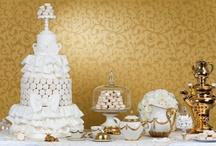 Wedding Cake / A wedding's sweet side!
