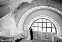 Chicago Cultural Center Wedding / Weddings at Chicago Cultural Center by Susan Ryan Photography