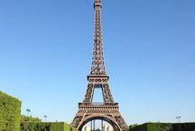 lugares que visitar / paris