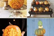 Fall and Halloween Ideas / by Amanda