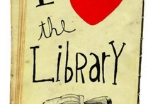 """We Love Libraries / """"Books are the quietest and most constant of friends: they are the most accessible and wisest of counselors, and the most patient of teachers.""""  Charles W. Eliot (1834-1926) American Academic and Former President of Harvard University"""