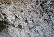 Places to climb / Climbing venues around Greece and Europe