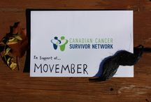 CCSN Campaign Support / Monthly graphics and photography posters created and taken by our staff to help spread awareness