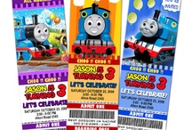 Thomas the Tank Engine Ideas / All things to celebrate Thomas and Friends. Both girl and boy ideas for your little engineer.