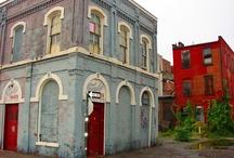 Abandoned: Commercial & Public Buildings / Abandoned malls, restaurants, public buildings / by Candie Vaughan