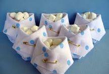 Baby Shower & Beautifull Ideas / Cute ideas