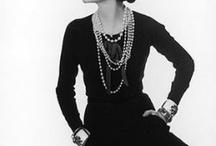 Women I admire - Coco Chanel / by Kimberly Grigg