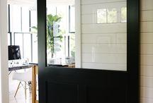 puerta corredera almacen