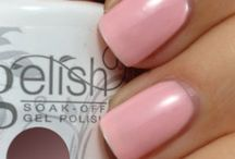 My fave gelish colours