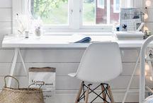 Natural Design  Interior / Skandinavian home / White, bright, natural and skandinavian is my style at home.
