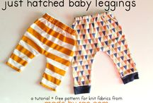 Sewing - Baby - Pants & Leggings
