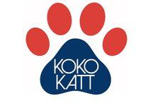 Kokokatt / eco-friendly & bio-degradable Cat litter