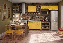 Apartamento Santana 2016 / Idéias para decoração