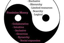 Divine Feminine Money