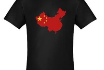 China Flag Map Products
