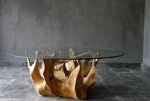Crafty things made from wood / A selection of products hand crafted from natures trees.