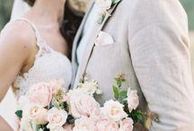 Destination weddings - floristry abroad.