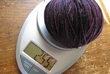 Yarn - how much left ?