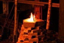 Woodkiln 'hungarian' - first and second / I probe different types of woodfireing - experience is priceless