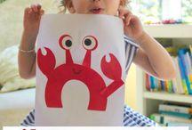 Kindergarten / Activities for 3-5 year olds
