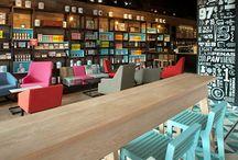 Bookshop/Cafe Inspiration