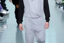London Fashion Week / All about London Collection Men Runway Spring/Summer and Fall/Winter presented in this tab