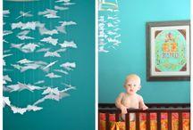 Playroom ideas / by Courtney Mullaney