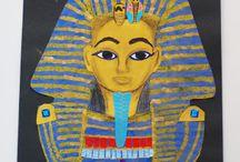Projets de classe : Égypte