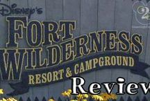 WDW Resorts - Ft. Wilderness / What you need to know if you're staying at the cabins or campsite at Ft. Wilderness.