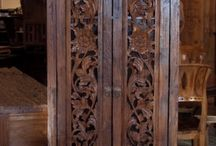 Indonesian Ethnic Furniture