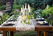 Outdoor Entertaining Gift Guide / Inspiration & Products to turn an ordinary outdoor meal into something extraordinary! / by Indeed Decor