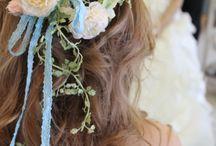 WEDDING(hair)