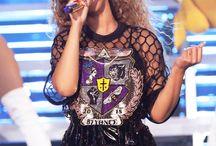 Beychella - 2018 / Beychella - Beyonce - Coachella - 2018 - Queen B - Balmain - Beyoncé Knowles