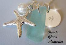 sea glass / by Linda Pinczer-Branner