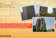 Affordable Emotions Price / The features and specifications of Paramount Emotions are perfect to match the demands of modern home buyers. Full of amenities, it is located in the pollution free environment of Noida . http://goo.gl/EhxMyo