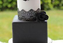 svadobne torty