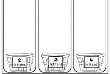 | kinder random worksheets