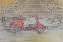 disegni dei miei alunni ed oltre... / anni di lavori...