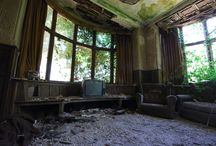 Abandoned beauties