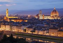 Firenze / Florence, Italy. I spent a wonderful year going to university there. Gonzaga in Florence / by Barbara Larochelle