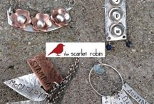 Scarlet Robin Love
