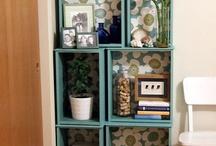 DIY: Stof, hout, meubels