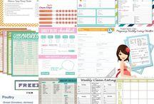 #planner #printable