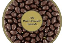 For the Chocolate Lover / A wide selection of Dark Chocolate Specialties.  Great for Gift Giving.