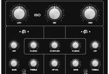 Audio - DJ Mixers